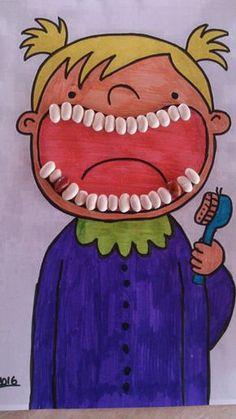 Diş sağlığı Tuba' nın sınıfı