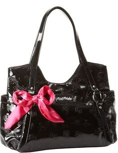Metal Mulisha Juniors Striking Purse Black