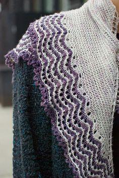 Ravelry: Montrachet pattern by Kirsten Kapur