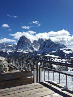 Alpe Di Siusi / Seiser Alm / Mont Sëuc Seiser Alm, Italy South Tyrol Trentino-Alto Adige #VisitingItaly