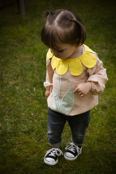 Sping flower! So cute... www.kidsme.es
