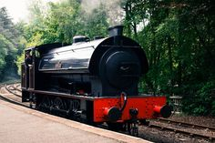 Lakeside and Haverthwaite Steam train