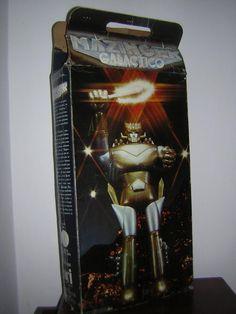 Mazinger Galactico (Venezuela) (Circa 1985) - Jumbo Machinders Bootleg (extremely rare)