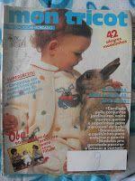 Revista Mon Tricot: Mon Tricot 65 - Jan-Fev 1984
