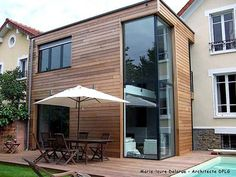 10 ideas for turning an old house into a contemporary space House Extension Design, House Design, Residential Architecture, Modern Architecture, Architecture Renovation, Archi Design, Timber Cladding, House Extensions, Interior And Exterior