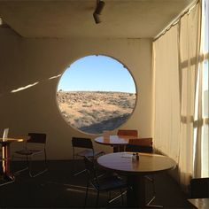 a visit to paolo soleri's arcosanti / photo by jessica comingore.