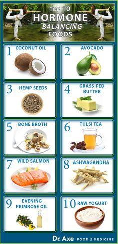 How to balance hormones NATURALLY Health