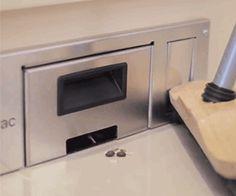 Below Cabinet Kitchen Vacuum