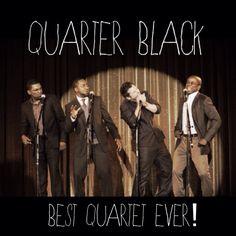Yup, best quartet ever