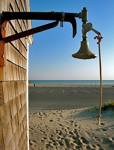 Shower at Hardings Beach, Chatham. by Chris Seufert, via Flickr