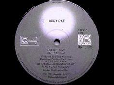 MONA RAE - Do me ( 1981 )