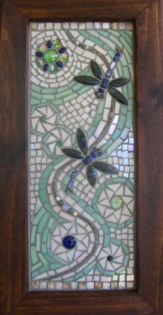 Mosaic Glass Tile for Crafts . Mosaic Glass Tile for Crafts . Tile Crafts, Mosaic Crafts, Mosaic Projects, Stained Glass Projects, Mosaic Ideas, Craft Projects, Mosaic Tray, Glass Mosaic Tiles, Mosaic Wall