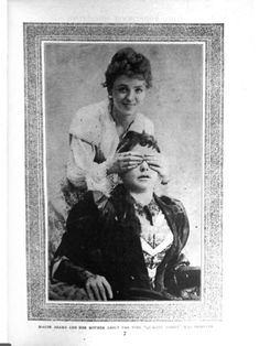 Phyllis Robbins' book says this is Maude and Annie, but I think it could be Lillie Florence Rogers. Salt Lake City Utah, Maude Adams, I Only Want You, Victorian Life, Somewhere In Time, Edwardian Era, Pretty Pictures, Peter Pan, Florence