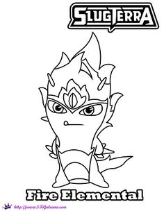 Slugterra Printables, Activities and Coloring Pages   SKGaleana