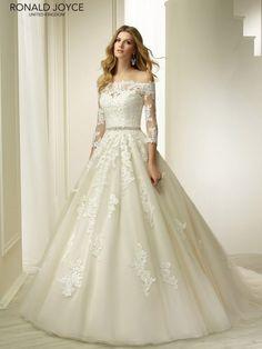 682f91d691fa 20 Best Ronald Joyce Wedding Dresses images in 2019 | Alon livne ...