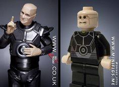 Custom LEGO Minifigure of Kryten - smeeeeeg heeeeeead - sweet Sci Fi Tv Shows, Movies And Tv Shows, Sci Fi Comedy, Murdoch Mysteries, Lego Design, British Comedy, Lego Worlds