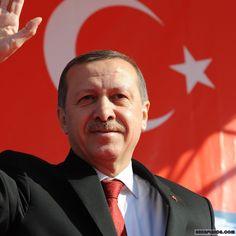 De voorzitter van Turkije is een goede man