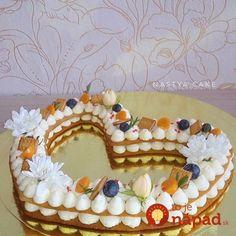 Už nikdy nebudete kupovať drahé torty v cukrárni: Túto nádheru môžete pripraviť úplne bez pečenia! Pavlova, Birthday Cake, Food, Birthday Cakes, Essen, Meals, Yemek, Cake Birthday, Eten