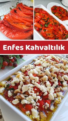 Turkish Recipes, Ethnic Recipes, No Cook Meals, Pasta, Food Art, Side Dishes, Brunch, Food And Drink, Appetizers