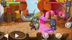 Tiny Gladiators is a Free-to-play Android, Action Fighting Multiplayer Game , featuring single player story mode and online battles where you can challenge other players.