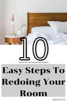 10 Easy Steps To Redoing Your Room Affordable Furniture, New Furniture, College Trends, Decorate Your Room, Other Rooms, New Room, College Life, Helpful Tips, Dorm Room