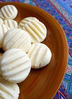 Estas galletas de leche condensada están elaboradas con maicena, un ingrediente…