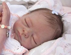 Reborn ~ Baby Molly ~ Vinyl Kit by Tasha Edenholm 3628 Reborn Baby Girl, Reborn Babypuppen, Reborn Nursery, Reborn Toddler Dolls, Reborn Doll Kits, Newborn Baby Dolls, Reborn Babies, Wiedergeborene Babys, Baby L