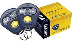 Car Alarms and Security Systems: New Viper 3100V One Way Car Security Alarm System 2 Remotes Shock Sensor And Siren -> BUY IT NOW ONLY: $44.98 on eBay!