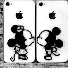 Mickey & Mini #mickey #mini #mouse #kiss #kus #zoen #liefde #love