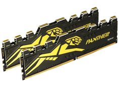 Apacer Announces Panther Series DDR4 Memory - TECKKNOW