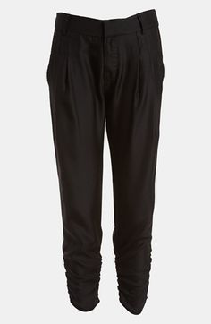 Devlin Pleated High Waist Pants available at #Nordstrom
