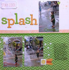 Lynn's Everyday Ideas: Splash Layout