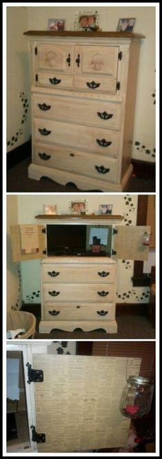 dresser makeovers, the doors, cabinet doors, drawer