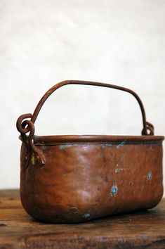 Wine Bags, Boxes & Carriers Rustic Copper Bronze Metal 4 Bottle Wine Caddy Carrier Handle Holder Retro Luxuriant In Design Bar Tools & Accessories