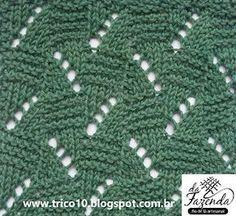 Tricô 10 - Knit & Purl: TRICOCIONÁRIO – AJ-0001