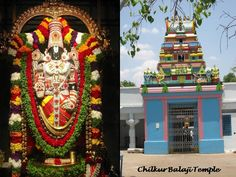 Visiting The Blissful Chilkur Balaji Temple in Hyderabad