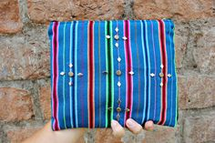 Items similar to Peruvian Textile Pouch (kindle, tablet, cosmetic, etc) on Etsy Peruvian Textiles, Kindle, I Shop, Pouch, Cosmetics, Bags, Etsy, Shopping, Handbags