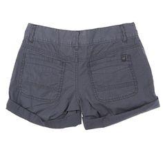 Convertible Bermuda Shorts - Jr. BACK VIEW