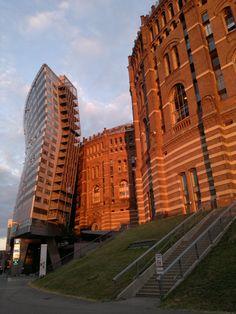 Gerhard, Four Square, Louvre, Building, Travel, Vienna, Voyage, Buildings, Viajes