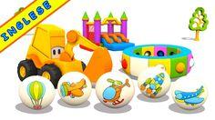 Cartoni animati per bambini | Max e la giostra: Razzi spaziali e altri v...
