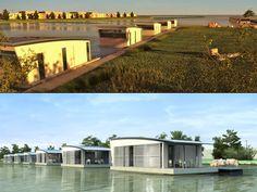 Loft Float Houseboats / Toni Clariana, Magma Design & Enoc Armengol