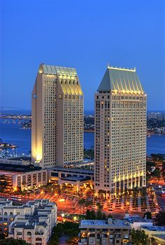 Manchester Grand Hyatt Hotel, San Diego.