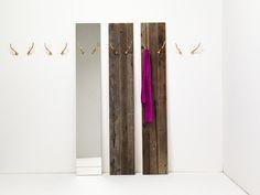 Hubertus by Filippo Mambretti http://www.differentdesign.it/2014/07/02/hubertus-by-filippo-mambretti/  #Hubertus è uno #specchio con #appendiabito firmato Filippo Mambretti per #Mogg, ispirato alle #corna di un #cervo, diventa un oggetto di #design per arredare la vostra #casa.
