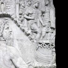 Trajan's Column Website from Dartmouth Trajan's Column, Danube River, Roman Soldiers, Dartmouth, Ancient Rome, Roman Empire, Romans, Troops, It Cast