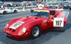 Ferrari 250 GTO takes title of world's most expensive car at auction, selling for $38.115 million