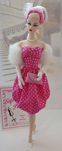Fashions Inspired from Vintage Barbie Outfits  Vintage Design