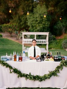 Photography: Erich McVey Photography - erichmcvey.com Read More: http://www.stylemepretty.com/2014/08/26/ojai-resort-outdoor-wedding/
