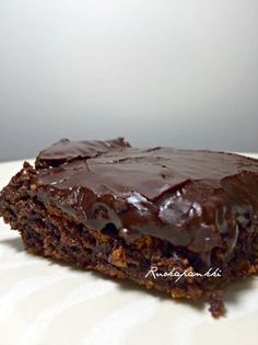 Cake Bars, Recipies, Gluten Free, Desserts, Food, Drinks, Recipes, Drinking, Meal