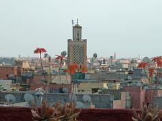 Souk Ahl Fes, Marrakesh, Morocco