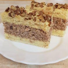 Poppy Cake, Hungarian Recipes, Tiramisu, Banana Bread, Recipies, Cheesecake, Food And Drink, Baking, Ethnic Recipes